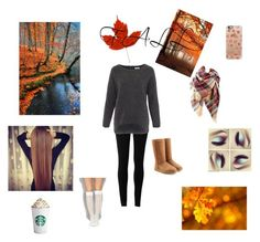 """""""So ready for fall"""" by destinyt-692 ❤ liked on Polyvore featuring Max Studio, Casetify, DAY Birger et Mikkelsen, Wet Seal and UGG Australia"""