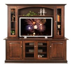Contemporary Entertainment Center Choose From Several Diffe Sizes Available In Solid Oak Maple And Cherry Wood Many Stain Distressing Paint