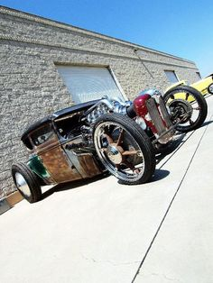 Afternoon Drive: Hot Rods & Rat Rods (30 Photos) (13)