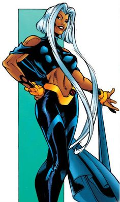 Storm by Terry Dodson Storm Marvel, Captain Marvel, Marvel Comics, Black Panther Storm, Female Superhero, Thing 1, Marvel Women, Marvel Entertainment, Character Design Inspiration