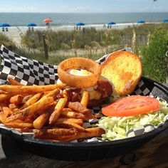 Waterfront Dining In Myrtle Beach Sc