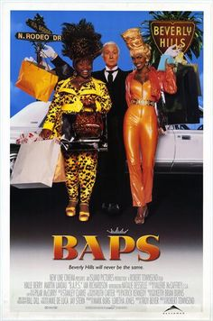 Official theatrical movie poster for B. Directed by Robert Townsend. 90s Movies, Great Movies, Amazing Movies, Iconic Movies, Movies Showing, Movies And Tv Shows, African American Movies, American Indians, Shopping