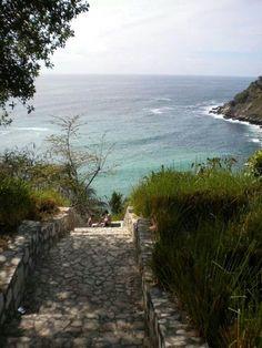 Playa Carrizalillo Puerto Escondido Oaxaca Mexico