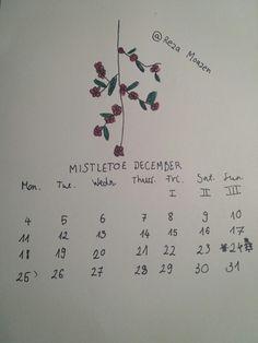mistletoe xmas🌲
