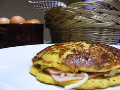Receta fácil y económica para preparar cachapas, aunque no consigas las mazorcas de maíz tierno.