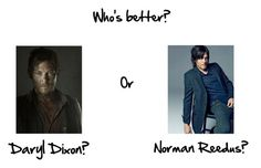 """""""Daryl Dixon or Norman Reedus?"""" by twdrickgrimes ❤ liked on Polyvore featuring art"""