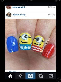 minions fourth of july pictures