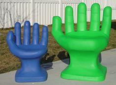 Histria da Cadeira by Esc Sec Caneas via slideshare. Hand Chair ...