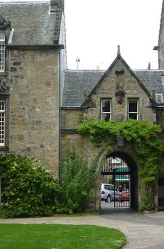 St Andrews University, St Andrews, Scotland