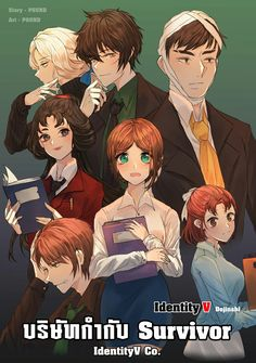 Read 121 from the story Identity V (Hoàn) by Nekoswitch (OFF) with 710 reads. Manga Anime, Anime Art, Sans X Frisk Comic, Black Butler Undertaker, Id Identity, Human Drawing, Persona 5, How To Train Your Dragon, Funny Moments