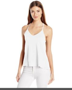 Alternative Women's Satin Jersey Strappy Tank Price: $9.05 – $32.00 & Free Return on some sizes and colors