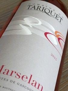 De zonnige dagen komen er nog aan en dus kan er best een vrolijke, fruitige wijn gedronken worden…  Zoals deze…. http://www.wijngekken.nl/2016/10/02/domaine-du-tariquet-marselan-2013-igp-cotes-de-gascogne-frankrijk/  #wijn #LFE #wijngekken #proefrecensie #rosé