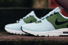 ff883b00c30 Another Clean Women s Colorway Of The Nike Air Max Zero Alegria Shoes