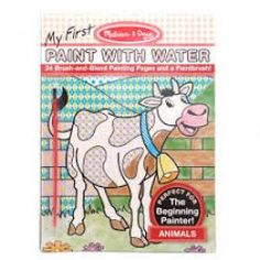 Melissa and Doug Coloring Books Inspirational My First Paint with Water Animals Kite Shop, Coloring Books, Coloring Pages, Art Pad, Baby Bath Toys, Teaching Colors, Water Animals, Water Art, Melissa & Doug