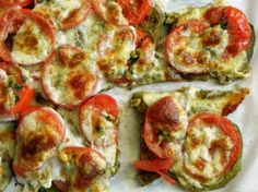 Grilled Eggplant Par