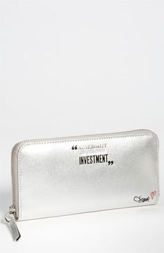 Diane von Furstenberg 'Mantra' Continental Wallet available at #Nordstrom