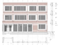 "Gallery of School and Community Center ""B³ Gadamerplatz"" / Datscha Architekten - 31"