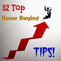 32 Top Home Buying Tips For First Time Home Buyers By Some Of The Best Real Estate Agents Around The Country:  https://plus.google.com/u/0/+BillGassett/posts/UHeZ1yAHRSx #realestate Buying a House #homeowner