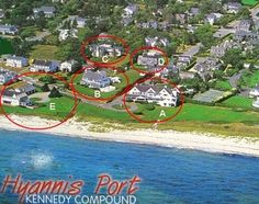 kennedy compound - Google Search