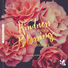 Your kindness is such a blessing to me. Thank you and God bless you. Thank You Messages Gratitude, Gratitude Jar, Gratitude Journal Prompts, Gratitude Quotes, Thank You Cards, Bible Quotes, Gratitude Symbol, Thankful Quotes, Bible Scriptures