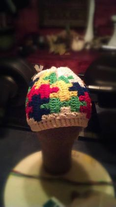 AUTISM AWARENESS HAT by CeonmeForever on Etsy