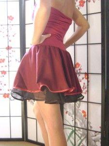 Tuto – Réalisation d'une robe ou jupe circulaire