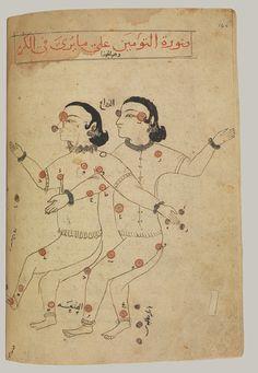 Kitab suwar al-kawakib al-thabita (Book of the Images of the Fixed Stars) of al-Sufi [Iran] (13.160.10) | Heilbrunn Timeline of Art History
