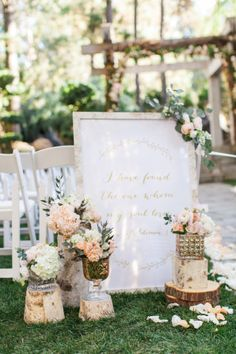 Malibu Wedding at Calamigos Ranch - Elizabeth Anne Designs: The Wedding Blog