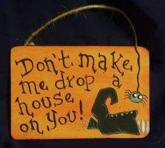 Pattern for A Witchy Season Small Halloween Sign OFG FAAP Witch Witch Shoe Primitive Spider Spooky Funny E pattern Halloween Rocks, Theme Halloween, Halloween Painting, Halloween Quotes, Halloween Signs, Halloween Projects, Diy Halloween Decorations, Holidays Halloween, Spooky Halloween