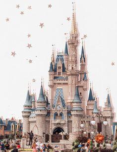 photoshop edit of the cinderella castle at walt disney world 🐭⭐ Disney Cute, Cute Disney Pictures, Disney World Pictures, Disney Day, Punk Disney, Disney Movies, Disney Characters, Disney Parks, Walt Disney Quotes