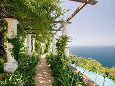 DREAM VACATION in Capri, Italy