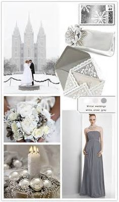 Image detail for -All Things Wedding · Winter Wonderland – ideas for a winter wedding