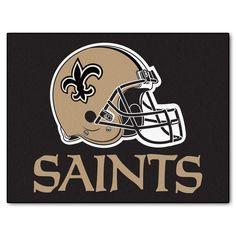 "All Star Mat (34"" x 45"") - New Orleans Saints"