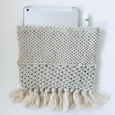 Tablet or iPad case with a pocket for your ApplePencil