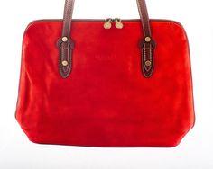 Ladies Soft Finish Vintage Style Tote Bag