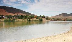 Conheça o Rio Doce antes e depois da enxurrada de lama em Minas