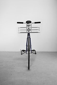 Bike basket, Copenhagen Parts.