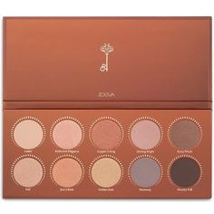Zoeva Rose Golden Eyeshadow Palette (26 AUD) ❤ liked on Polyvore featuring beauty products, makeup, eye makeup, eyeshadow, zoeva, zoeva eyeshadow, palette eyeshadow, mineral eyeshadow and mineral eye shadow