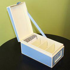 Bigso turquoise john desktop file box for hanging files stylish semikolon ceil blue business card box colourmoves