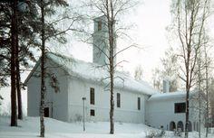 Muurame Church. Alvar Aalto, 1926
