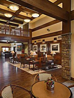 lobby senior living - Google Search