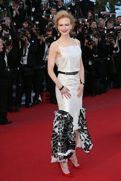 Nicole Kidman in Chanel - Cannes Film Festival