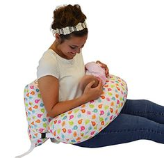 Give yourself a nursing pillow that serves numerous roles with the One Z Birdies Print Nursing Pillow. Your baby can be happy with this comfy pillow ideal for breastfeeding, bottle feeding, tummy time, infant support, and so much more. Breastfeeding Pillow, Pregnancy Pillow, Best Shark Tank Products, Twin Nursing Pillow, Pillow Slip Covers, Pillow Reviews, Baby Pillows, Throw Pillows, Twin Babies