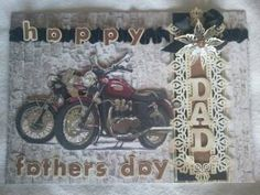 8 kids and still find time to craft: fathersday card xx