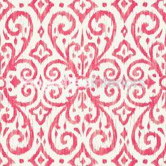 Patara Ikat Wallpaper from Thibaut from uk company tangletree interiors