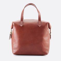 9923ba5e61 HANDBAG ROKA RED by SANDLUND HOSSAIN The handbag Rokamatches any day of the  week and