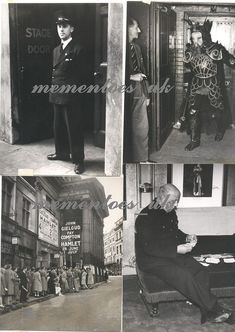 Lyceum Theatre Vlosure 1939 Photographs A Swaebe Actors Staff Hamlet Gielgud Theatre, Opera, Actors, Fictional Characters, Opera House, Theatres, Fantasy Characters, Theater, Actor