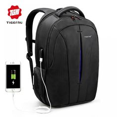 00c4d7987b0 Tigernu Brand Student College School Bags Waterproof Backpack Price  38.36   amp  FREE Shipping