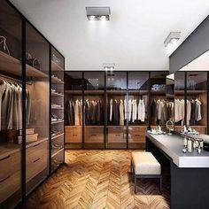 Closet inspiration @niklaus.__