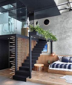"""1,969 Likes, 17 Comments - Hunting for George (@huntingforgeorge) on Instagram: """"Yep, this'll do just fine thanks.  The Loft Casa Cor by @intown_arquitetura is going straight to…"""""""